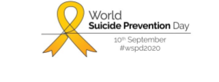 World Suicide Prevention Day - 10th September 2020